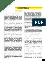 Lectura - Gestión de Producto m5_gemar