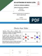 Efecto Jahn Teller (1)