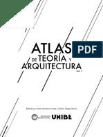 Atlas de Teoria y Arquitectura