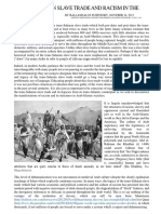 Trans-Saharan Slave Trade and Racism in the Arab World « Ballandalus