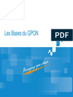 Gpon Basics ZTE University French version