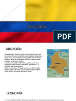 Clase Colombia