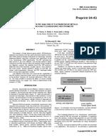 Quantitative Analysis of PGM Using XRF