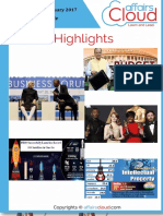 Current Affairs Study PDF Capsule - February 2017 by AffairsCloud