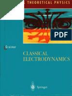 Greiner. Classical Electrodynamics (Springer, 1998)(400dpi)(T)(569s)