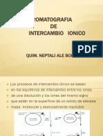 Cromatografia Intercambio Ionico Nept