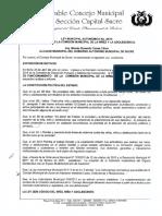 LM 028_2014 -20140509- Comisión Municipal de La Niñéz y Adolescencia