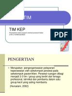 Metode Tim Kep