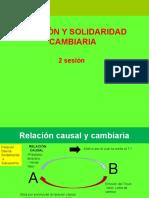 #2.S Relación y Solidaridad Cambiaria