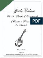 02913-Perchè (Romanza) (Canto e Piano)