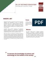 Distance learning  Energy Management courses (PGDEM)- mitsde Pune India