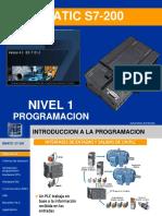 Cursi PLC Nivel 1 Introduccion a La Programacion