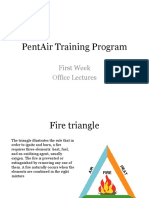 PentAir Training Program