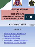 Teknis, Simulasi, & Osce Nasional I-II-ix