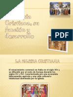 La Iglesia Cristiana, Su Función y Desarrollo