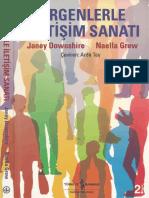 Janey Downshire-Naella Grew Ergenlerle İletişim Sanatı İş Bankası Yayınları