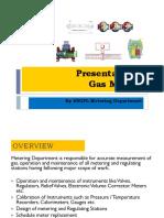 Gas Metering PT-1