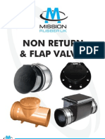 Non Return and Flap Valves