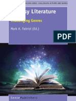 Fabrizi, M.a. - Fantasy Literature. Challenging Genres