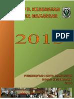 Profil Kesehatan Kota Makassar 2013