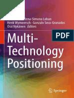 MultiTechnology Positioning