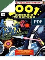 2001 Odisséia No Espaço - Jack Kirby