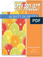 Acidity in Fruits2
