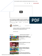 Huy! Gonzalo Nuñez Casi Se Agarra a g0lpes Con Barturen Por Eliminacion de Italia - Youtube
