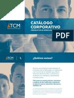 Catálogo Corporativo España