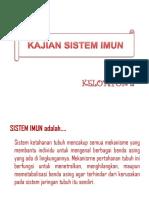 Kajian Sistem Imun