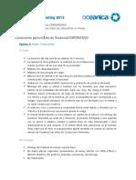 E-marketing CORPORATIVO  Visual 2013