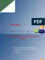 Ecg Lp 4 (2016-2017) Aritmiile