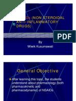 Anti Inflammatory Drugs Elearning