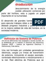 Sistema Electric Ode Potencia en Chile