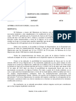 Respuesta sobre las inmatriculaciones de la Iglesia católica.