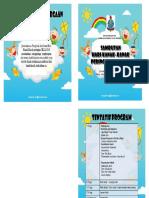 Buku Program HARI KANAK2