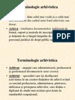 Prezentare Terminologie Arhivisticu0103_rev