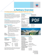 112 Refinery Overview Chevron