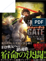 The New Gate - Volume 03 - Falnido Beast Alliance