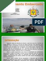 Policiamento Embarcado - Te Turma 1