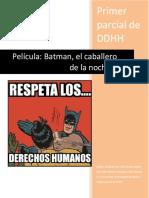 DDHH - Batman