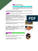 Enfermedades Zoonoticas Resume