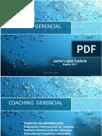 13. Coaching Gerencial 2013