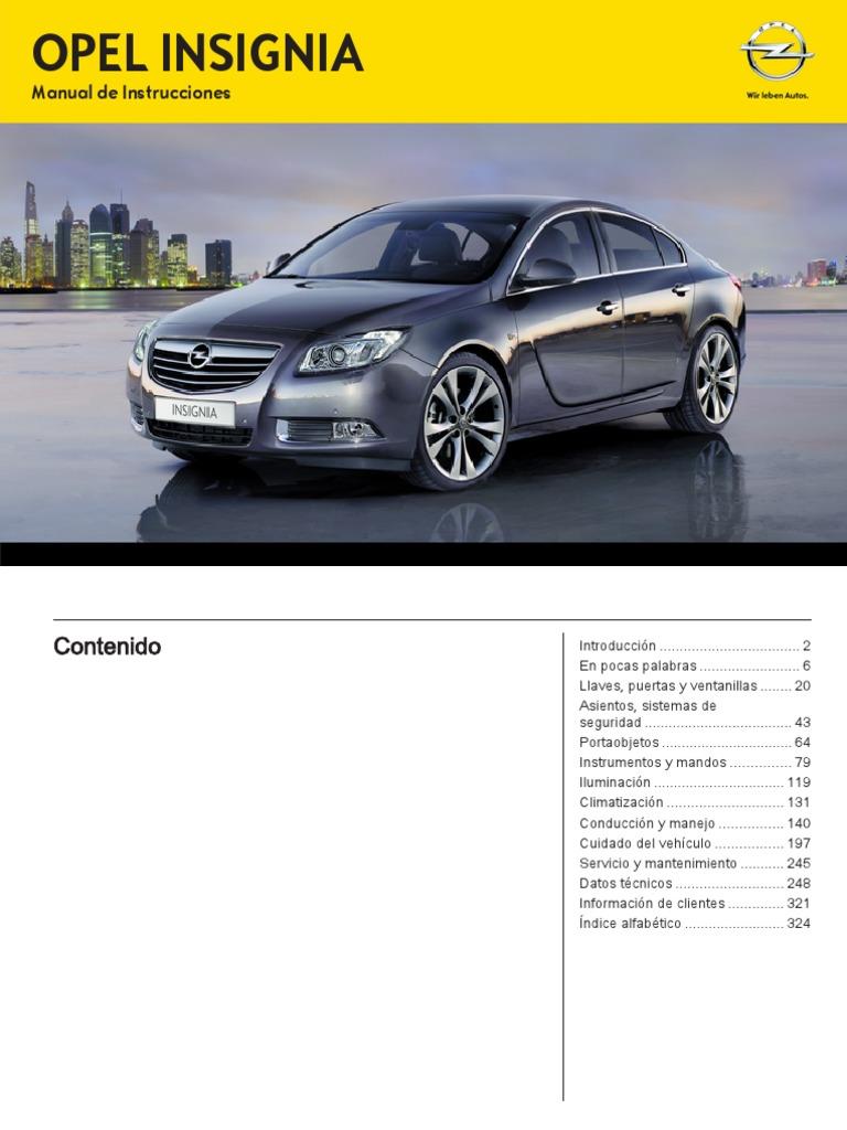 Manual Opel Insignia Pdf Transmision Automatica Embrague