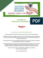 Serd Journée Du Mercredi 22 Novembre 2017 Auchan