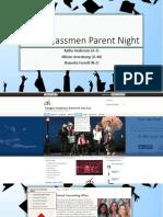Underclassmen Parent Night 2017-2018_ Final
