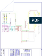 Schematic Water Cooled Chiller Model