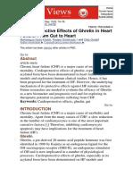 Heart Views-ghrelin Cardioprotective