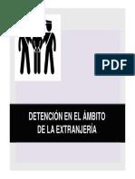 DETENCIÓN EN EL ÁMBITO DE LA EXTRANJERÍA-2