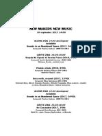 New Makers New Music MB Aanpassingen